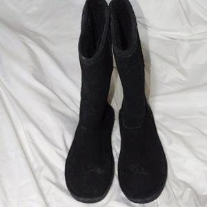 Bear Paw black size 8 boots